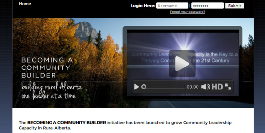 Becoming a Community Builder