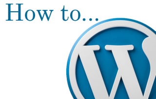 How to Wordpress